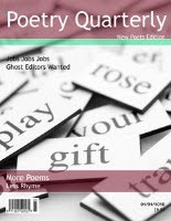 New Poems in Poetry Quarterly Spring Issue