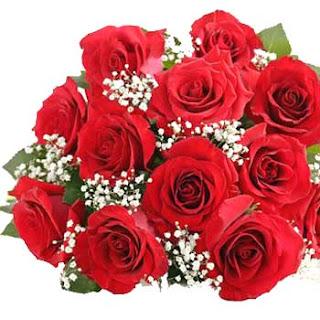 Valentine Flower Bouquets