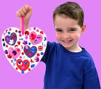 Kindergarten Valentine Crafts