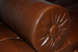 Couch Cushion Detail