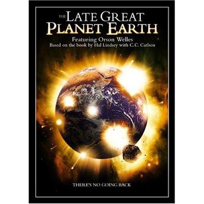 caratula documental Orson Welles La Agonia Del Planeta Tierra