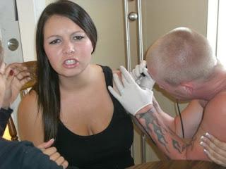 Girls Create Tattoo