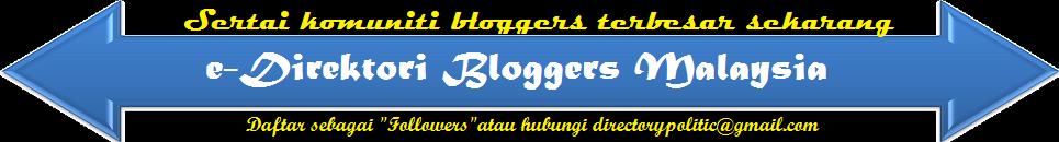e-Direktori Bloggers Malaysia