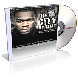 Lancamento 2009 - Cd 50 Cent - The City Is Mine