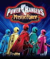 jogos para celular Power Rangers Mystic Force