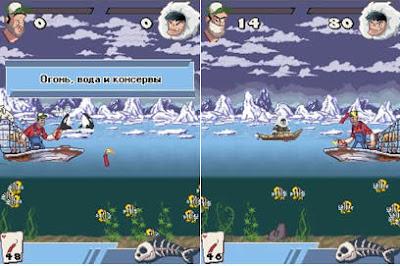 Jogo para celular Dynamite Fishing