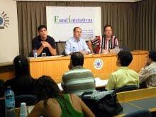 EDUCACIÓN, FUNDINICIATIVAS, rueda prensa 28 agosto