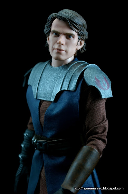 Star wars attack of the clones figure: anakin skywalker (hanger duel)
