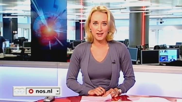 Nederlandse tv presentatrices eva jinek nos journaal lezeres nederlandse tv presentatrices for Van de tv