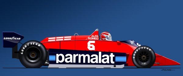 Brabham Bt48 Alfa Romeo V12 Pictures