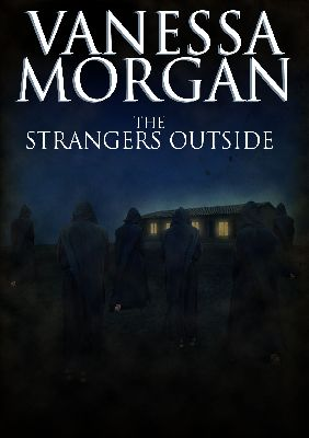 The Strangers Outside - Book Cover Design Tease
