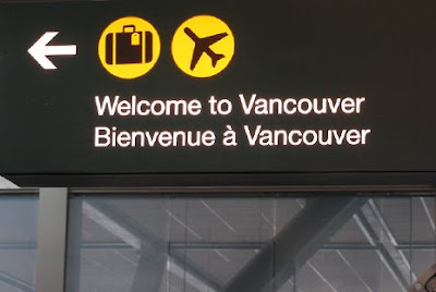 Clicky for YVR... the place not the track.