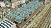 developpement durable paris zac pajol panneaux solaires photovoltaiques