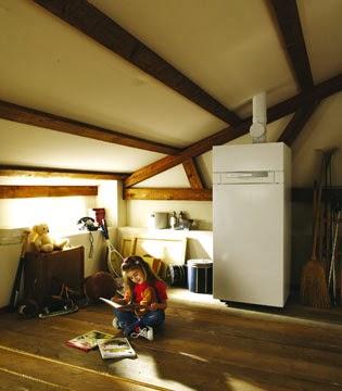 Installation d une chaudi re condensation gaz les r gles respecter - Installer le gaz de ville dans une maison ...