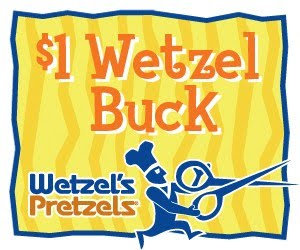 entertainment wetzel pretzel free national