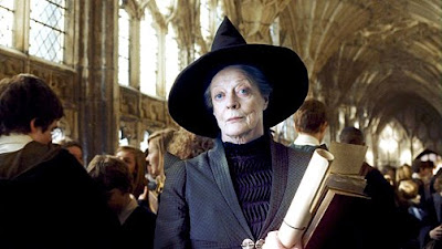 cloak pattern professor mcgonagall