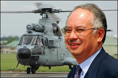 skandal najib dan eurocopter