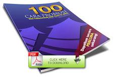 EBOOK PERCUMA 100 CARA PROMOSI (cara online)