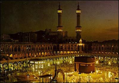 gambar Mekah Al Mukaramah