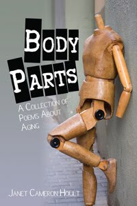 BODY PARTS by Janet Cameron Hoult