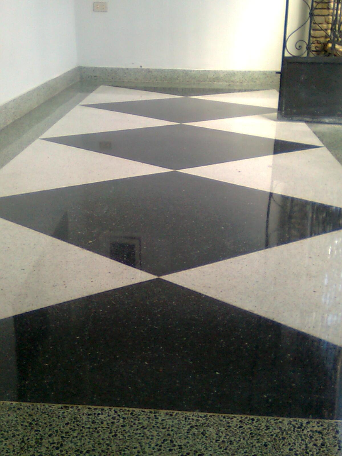 Emplomado critalizado diamantado de pisos de granito for Pisos de granito