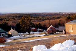 Fruitlands in Winter