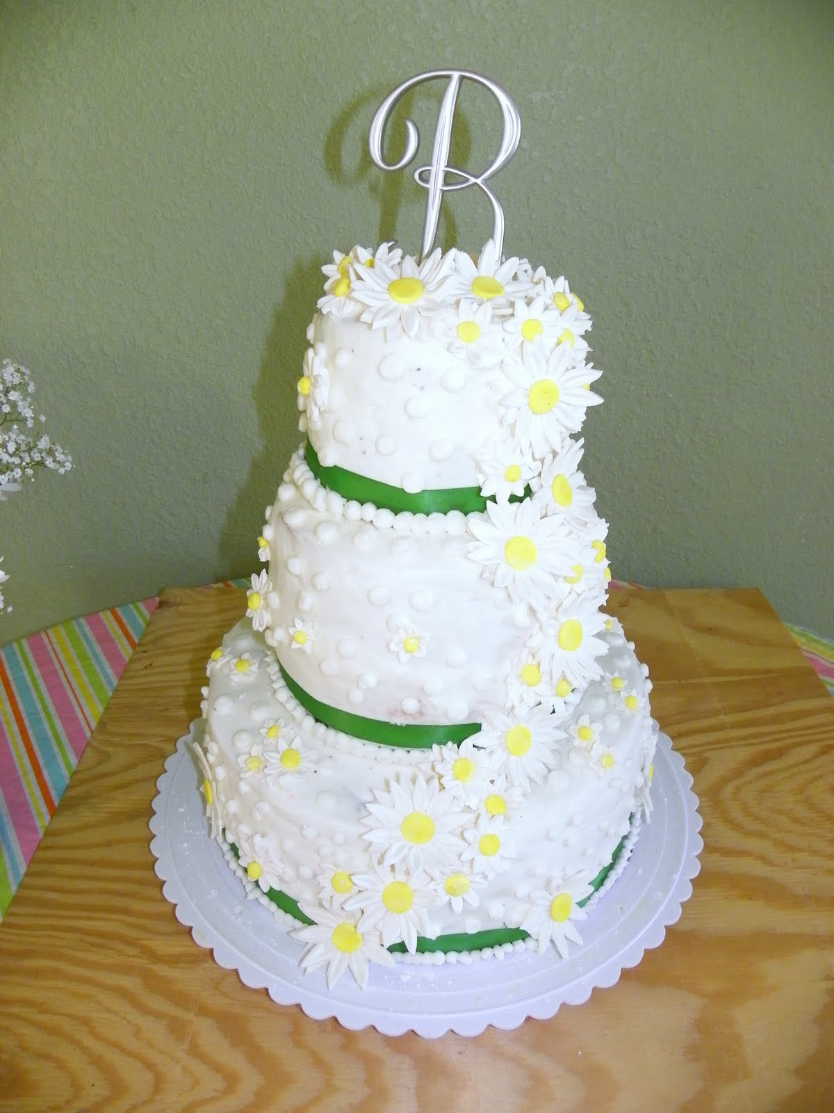 Michaelina s Cakes jojom333 yahoo Daisy Wedding Cake