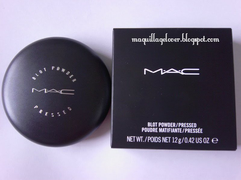 Maquillage Lover Mac Blot Powder Medium Dark