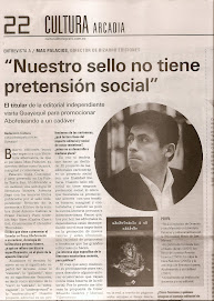 MIS ENTREVISTAS
