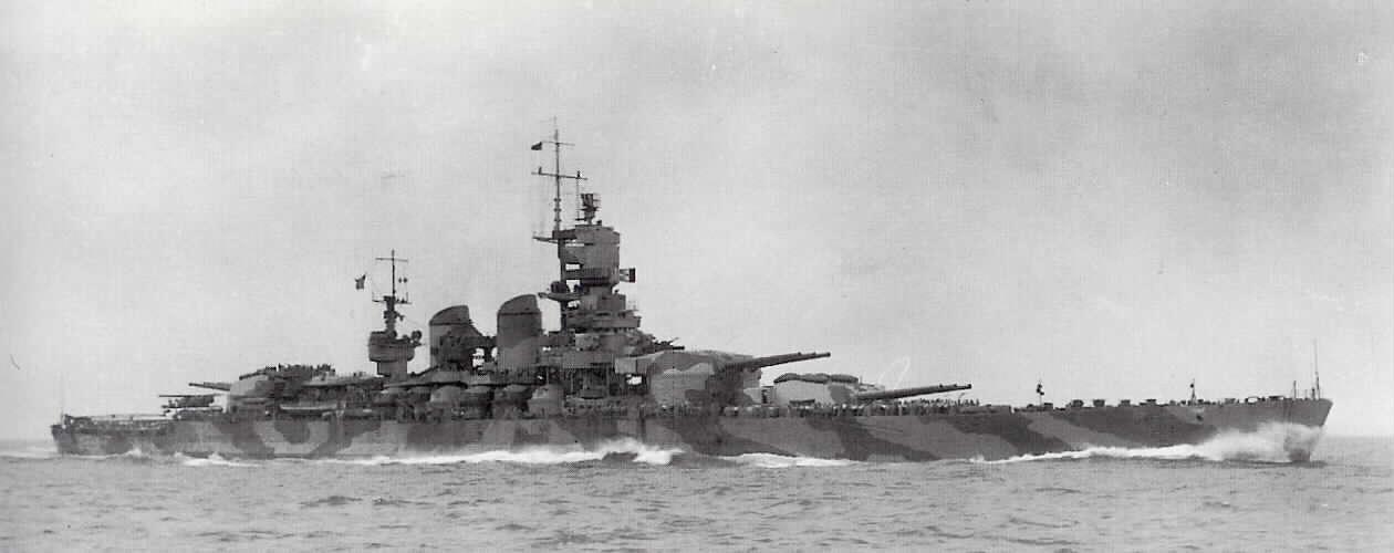 7 12 settembre 1943 lo stato in fuga 9 settembre 1943 for Andrea doria nave da guerra