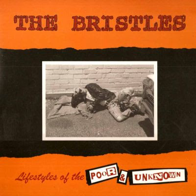 THE BRISTLES - Lifestyle Of The Poor & Unknown  LP