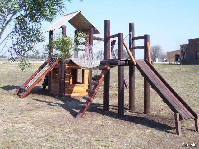 MyMDECKS: Juegos Infantiles en madera