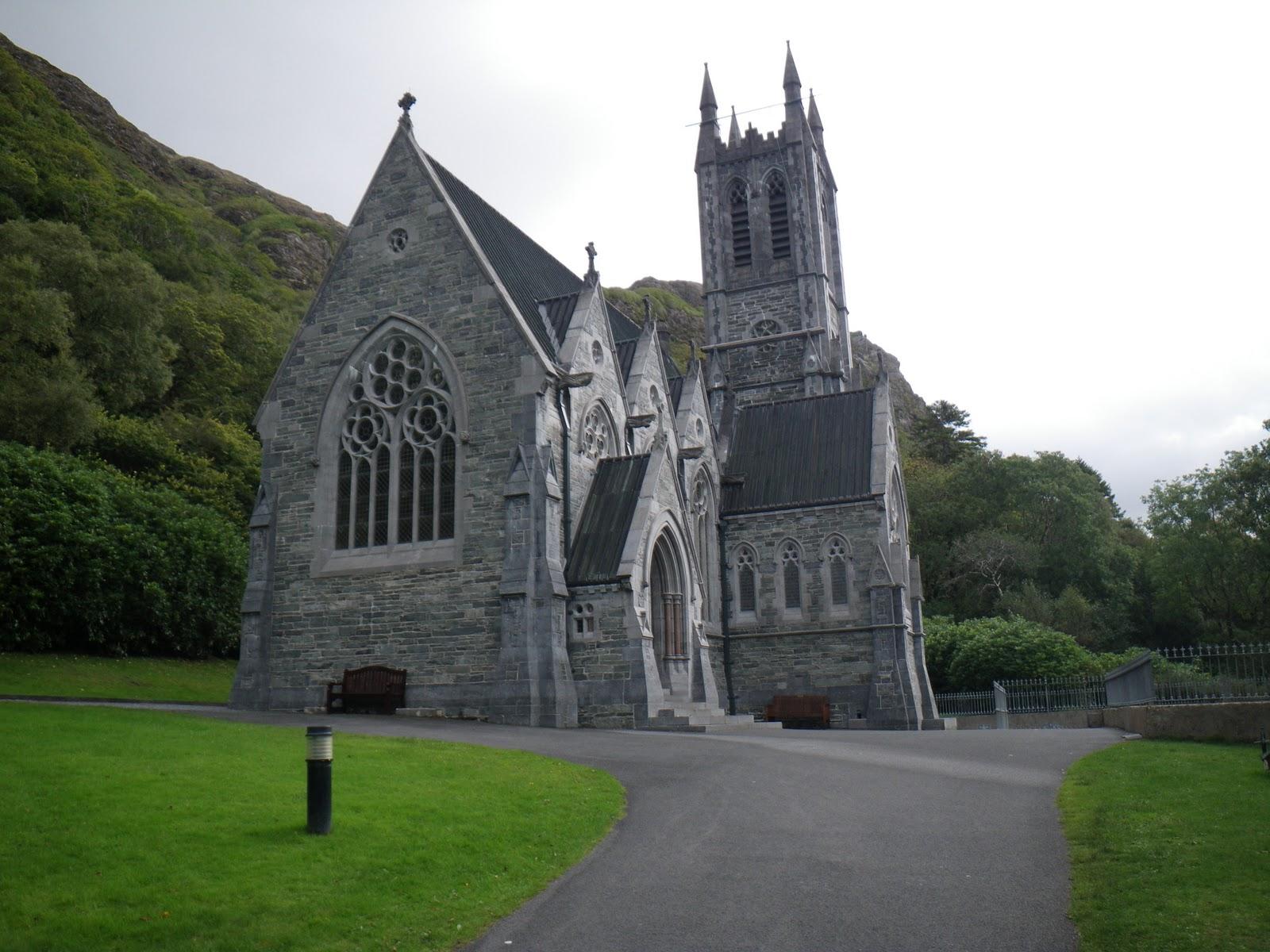 Ireland 2010 Kylemore Abbey And Connemara