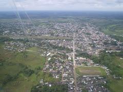 Panoramica municipio de Puerto Asís