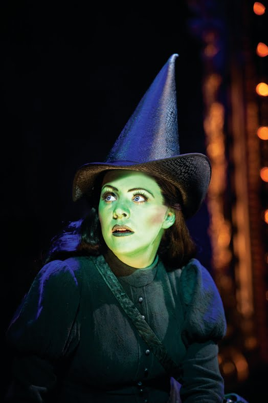 Wicked Musical Elphaba Makeup Elphaba Makeup Tucker Musical