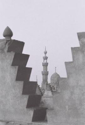 Egypte - Le caire, une des plus vieilles mosquée