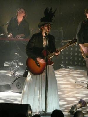 Belgique - Thomas Fersen en concert