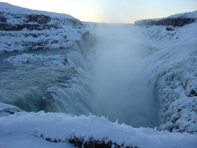 Islande - en Hiver