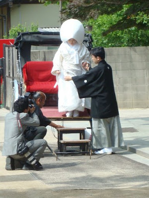 Japon - Mariage traditionnel