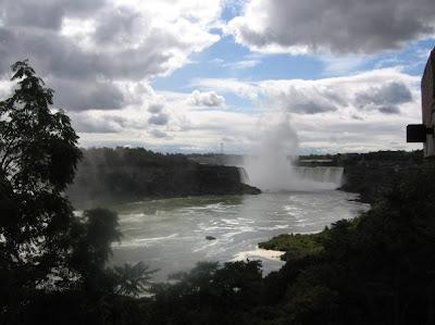 Etats-Unis - Canada - Niagara Falls