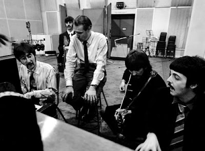 The Beatles Producer George Martin died at 90
