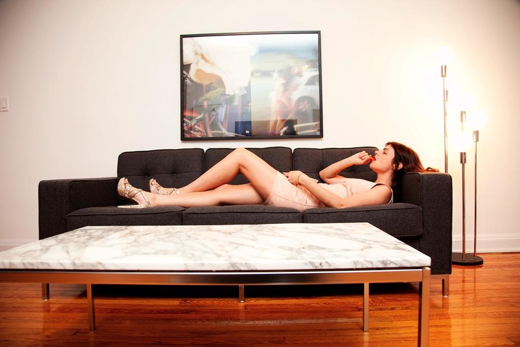 julia restoin-roitfeld wiki. Julia Restoin-Roitfeld#39;s NYC Apartment