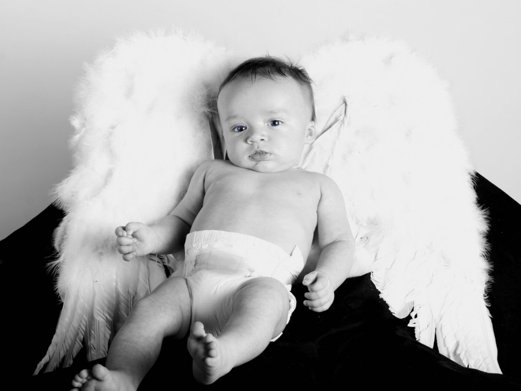 cute baby angel background wallpapers | angel background wallpapers