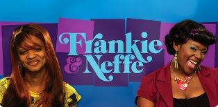 Frankie and Neffe TV Show Banner