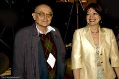 Marek Baterowicz i Jola Szewczyk