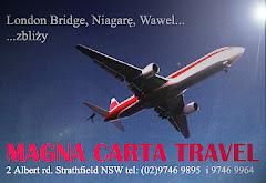 Sponsor radia: Magna Carta Travel