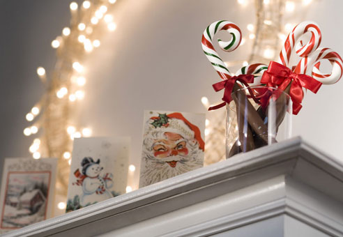 Christmas Decorating Ideas | Decorating Ideas for Hallways