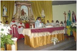 Missa com PADRE JOÃO FIRMO