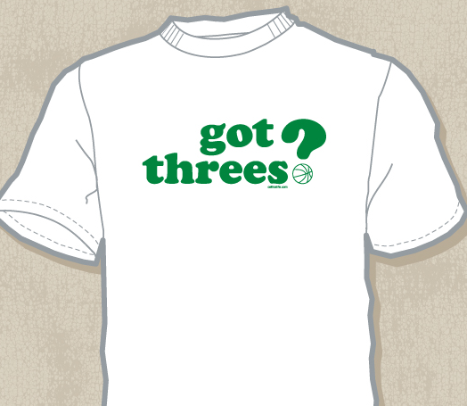 Ray Allen T Shirt Giveaway Contest