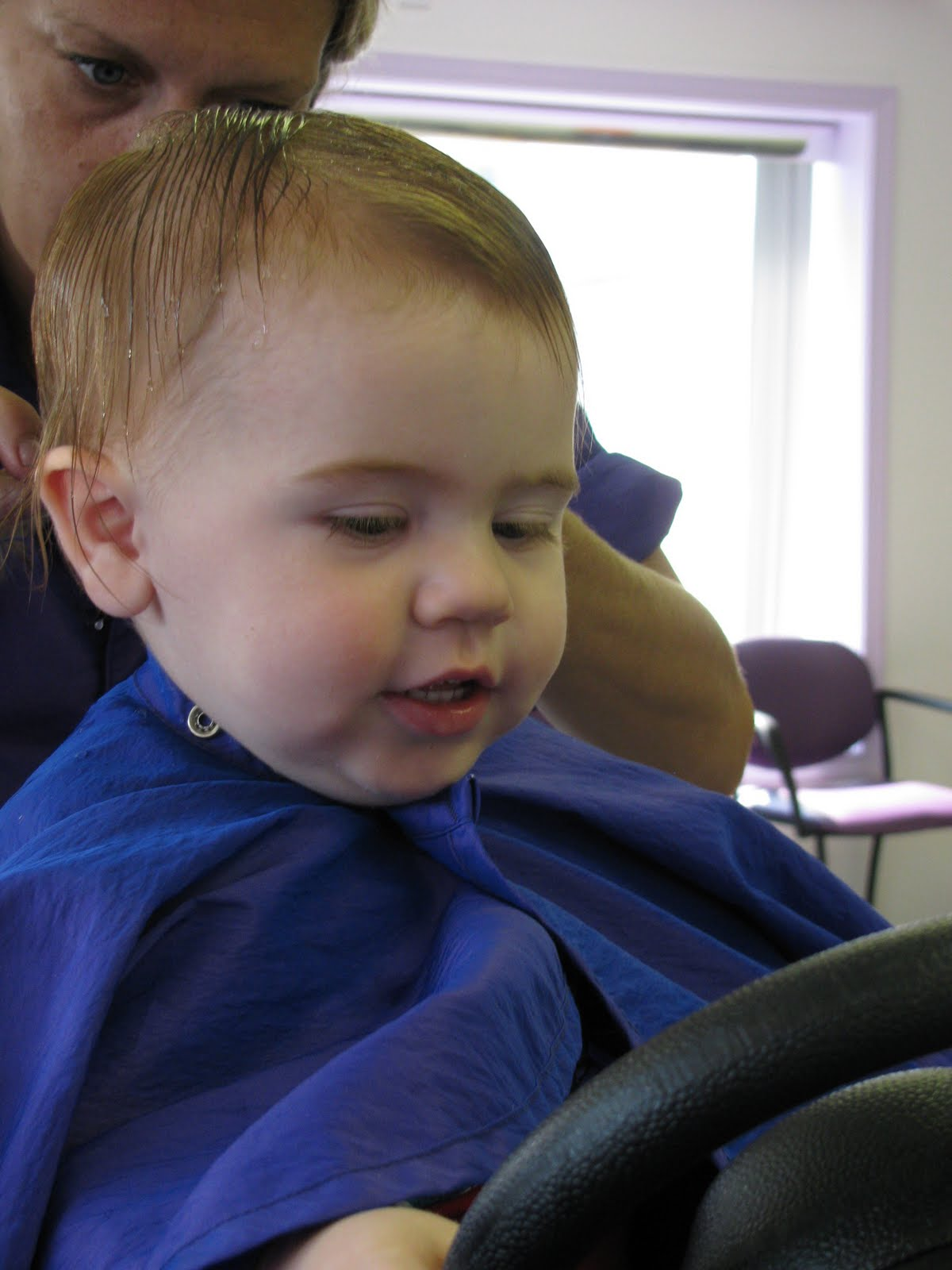 Mullet Mohawk Haircut First haircut